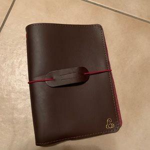 New Foxy Fix B6 single travelers notebook, brown